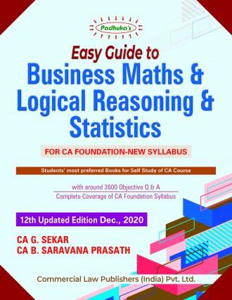 ca foundation business mathematics