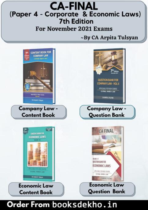 arpita tulsyan law book