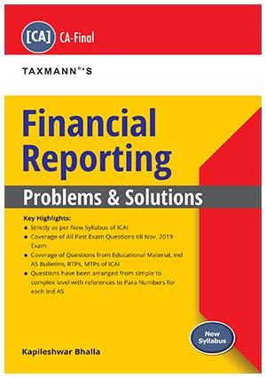 Taxmann Financial Reporting