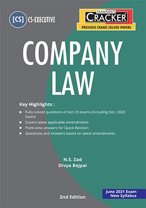 company law cs executive