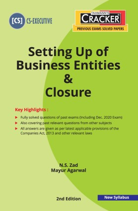 setting up of business entities and closure icsi