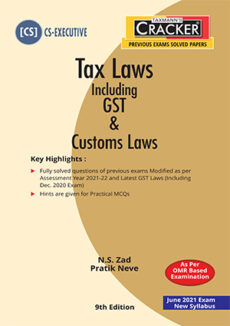cs executive tax book