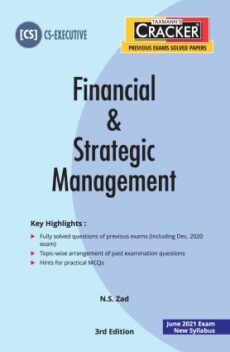 Financial and Strategic ManagementFinancial and Strategic Management