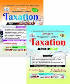 CA IPCC Taxation
