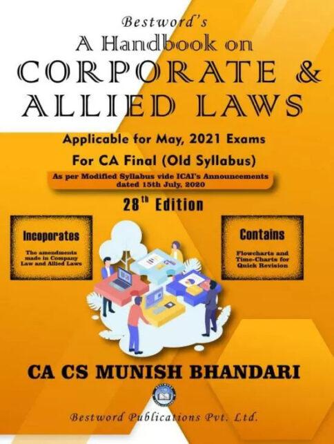 bestword ca munish bhandari books