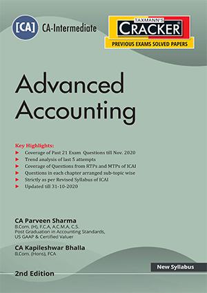 Advanced Accounting Book