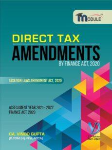 vinod gupta direct tax book