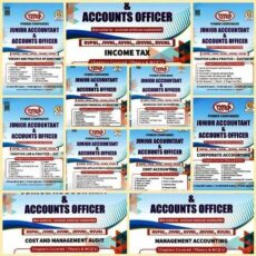 junior Accountant And Accounts Officer